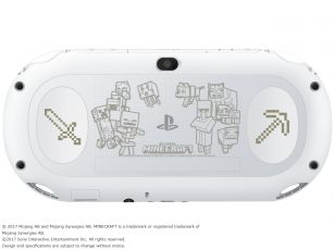 PlayStation Vita (プレイステーション ヴィータ) Minecraft Special Edition Bundle PCHJ-10031