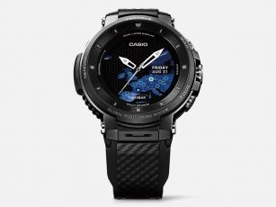 Smart Outdoor Watch PRO TREK Smart WSD-F30-BK [ブラック]