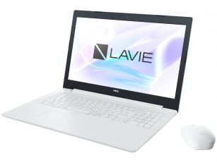 LAVIE Note Standard NS700/KAW PC-NS700KAW [カームホワイト]
