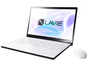 LAVIE Note NEXT NX850/LAW PC-NX850LAW [プラチナホワイト]