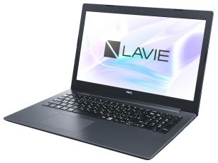 LAVIE Note Standard NS600/MAB PC-NS600MAB [カームブラック]