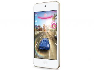 iPod touch MKHJ2J/A [64GB シルバー]