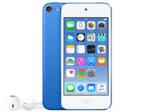 iPod touch MKH22J/A [16GB ブルー]