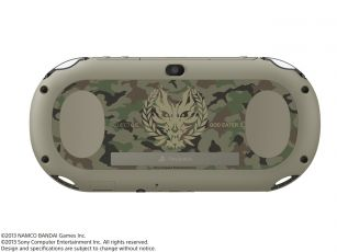 PlayStation Vita (プレイステーション ヴィータ)×GOD EATER 2 Fenrir Edition Wi-Fiモデル PCHJ-10010