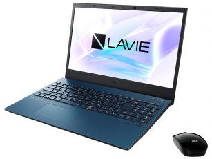 LAVIE N15 N1575/AAL PC-N1575AAL [ネイビーブルー]