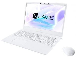 LAVIE N15 N1575/AAW PC-N1575AAW [パールホワイト]