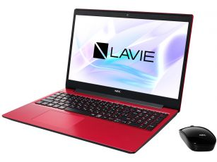 LAVIE Note Standard NS300/NAR PC-NS300NAR [カームレッド]