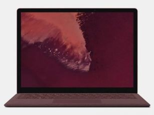 Surface Laptop 2 LQN-00060 [バーガンディ]