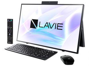 LAVIE Home All-in-one HA970/RAB PC-HA970RAB [ファインブラック]