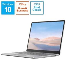 ◇Surface Laptop Go THJ-00020 [プラチナ]