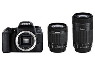 EOS 9000D ダブルズームキット