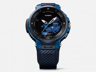 Smart Outdoor Watch PRO TREK Smart WSD-F30-BU [ブルー]