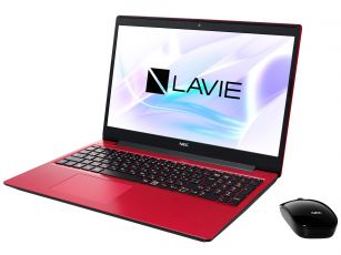 LAVIE Note Standard NS600/RAR PC-NS600RAR [カームレッド]