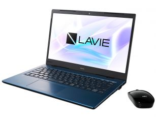 LAVIE Home Mobile HM350/PAL PC-HM350PAL [ネイビーブルー]