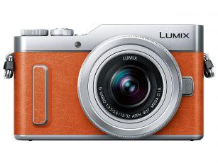LUMIX DC-GF10W-D ダブルレンズキット [オレンジ]