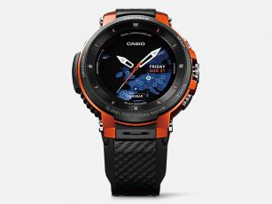 Smart Outdoor Watch PRO TREK Smart WSD-F30-RG [オレンジ]