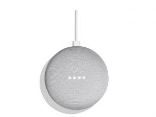 (メーカー保証なし激安特価)Google Home Mini [チョーク](GA00210-JP)