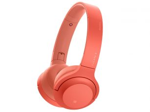 h.ear on 2 Mini Wireless WH-H800 (R) [トワイライトレッド]