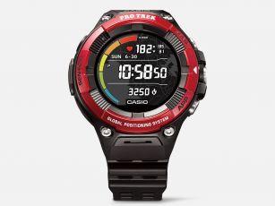 Smart Outdoor Watch PRO TREK Smart WSD-F21HR-RD [レッド]