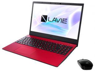 LAVIE N15 N1575/AAR PC-N1575AAR [カームレッド]